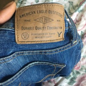 American Eagle Outfitters Jeans - American Eagle Straight Fit Jeans